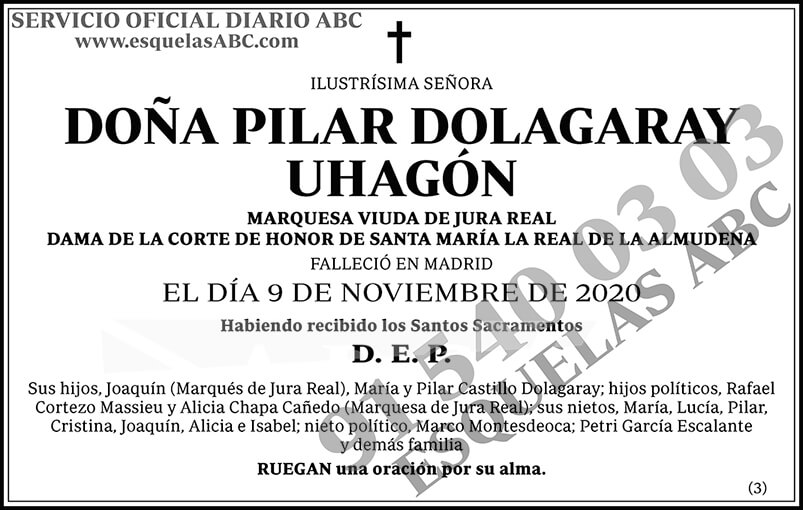 Pilar Dolagaray Uhagón