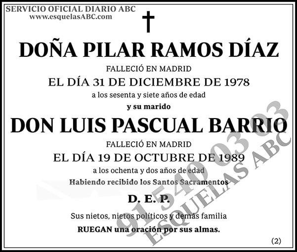 Pilar Ramos Díaz