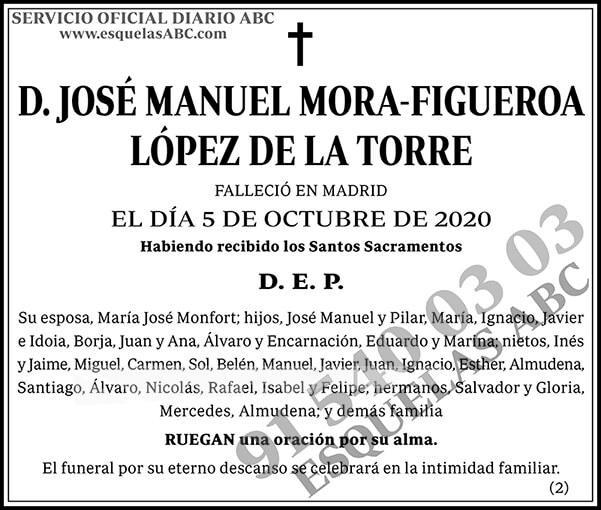 José Manuel Mora-Figueroa López de la Torre