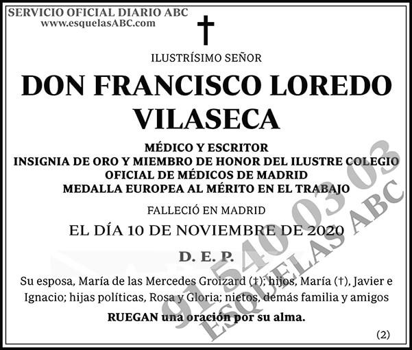 Francisco Loredo Vilaseca