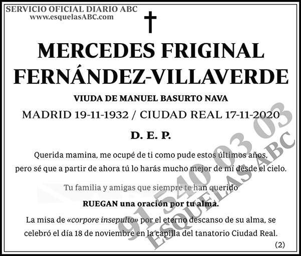 Mercedes Friginal Fernández-Villaverde