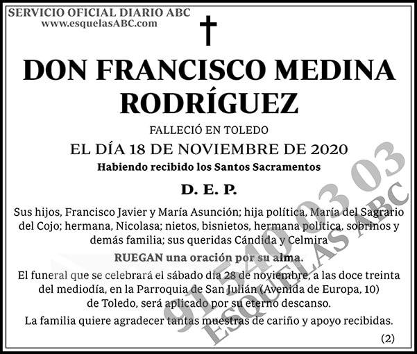 Francisco Medina Rodríguez