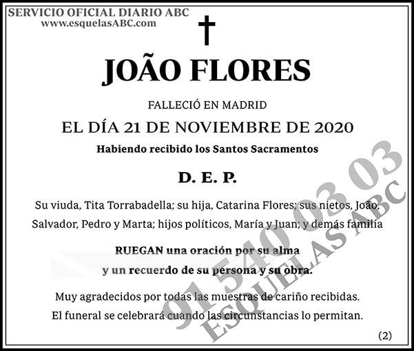 João Flores