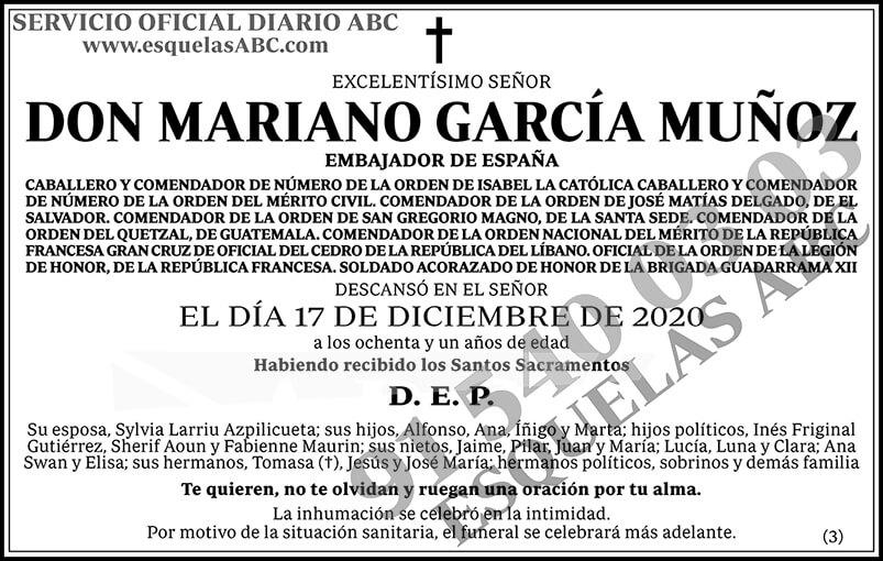 Mariano García Muñoz