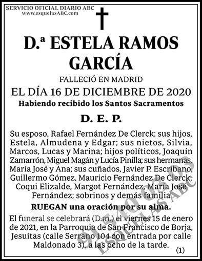 Estela Ramos García