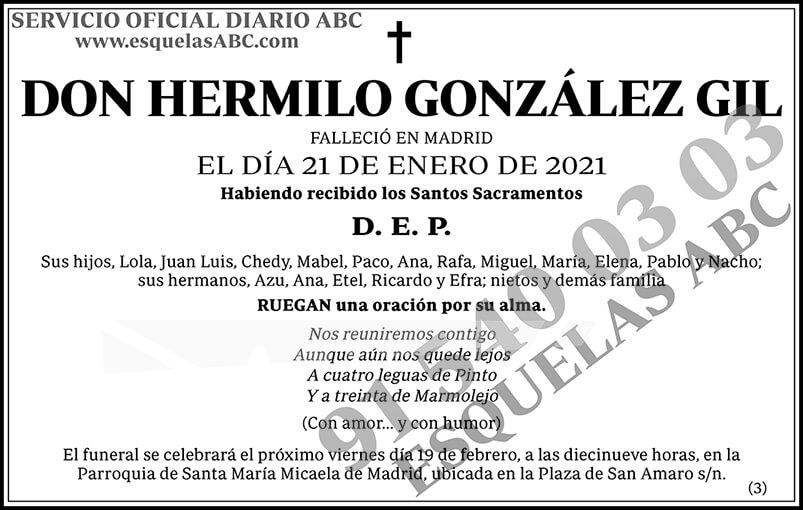 Hermilo González Gil