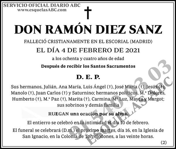 Ramón Diez Sanz