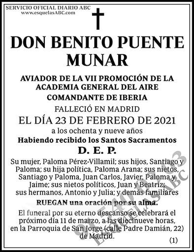 Benito Puente Munar