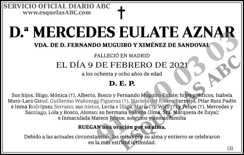 Mercedes Eulate Aznar