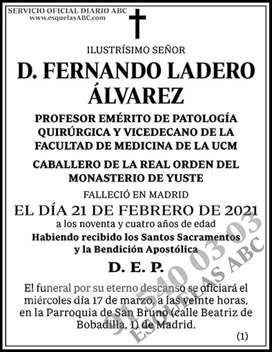 Fernando Ladero Álvarez
