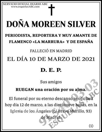 Moreen Silver