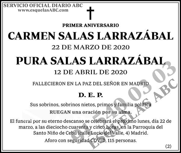 Carmen Salas Larrazábal