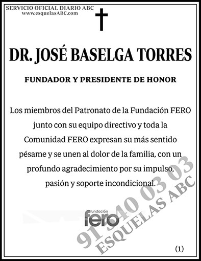 José Baselga Torres