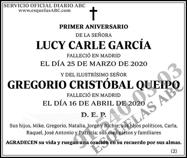 Lucy Carle García