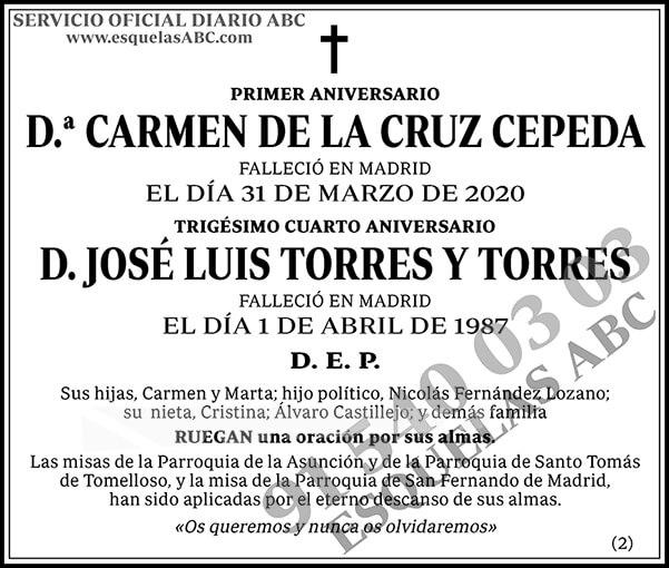 Carmen de la Cruz Cepeda