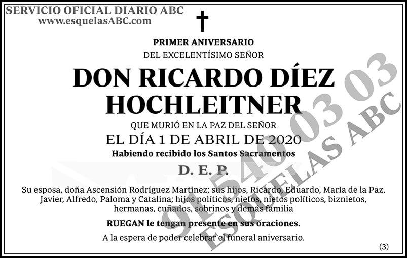 Ricardo Díez Hochleitner