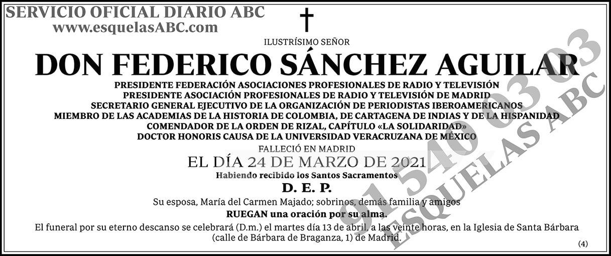Federico Sánchez Aguilar