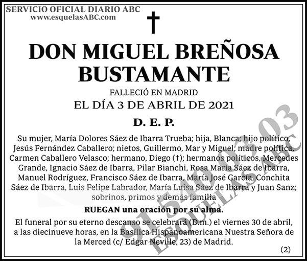Miguel Breñosa Bustamante