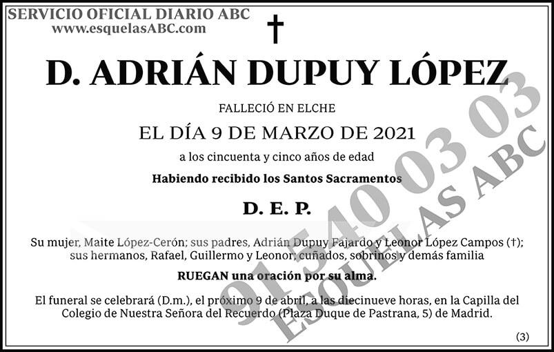 Adrián Dupuy López