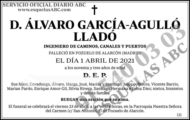 Álvaro García-Agulló Lladó