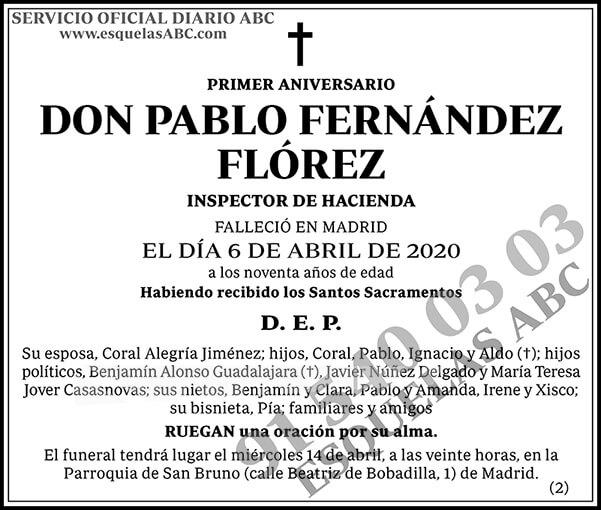 Pablo Fernández Flórez