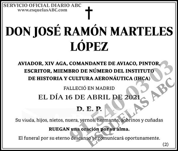 José Ramón Marteles López
