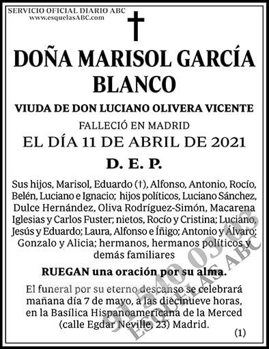Marisol García Blanco