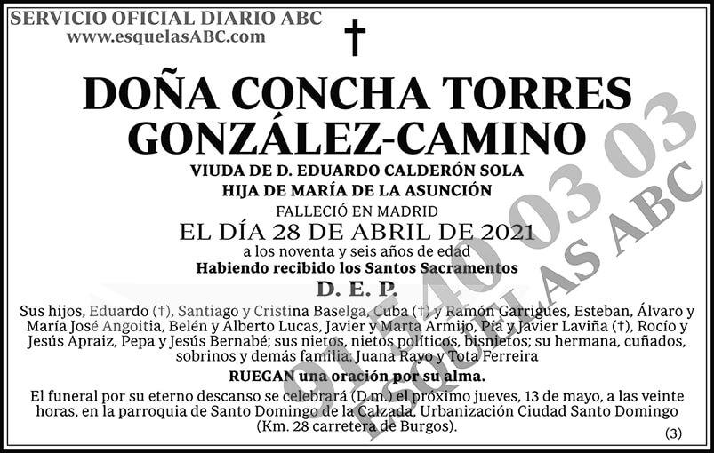 Concha Torres González-Camino