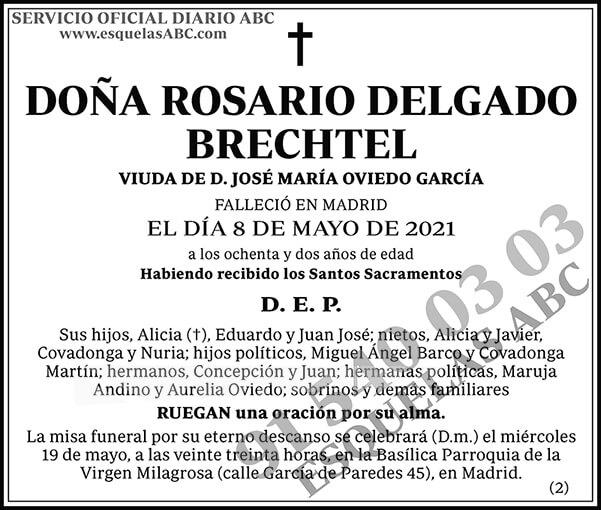 Rosario Delgado Brechtel