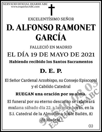 Alfonso Ramonet García