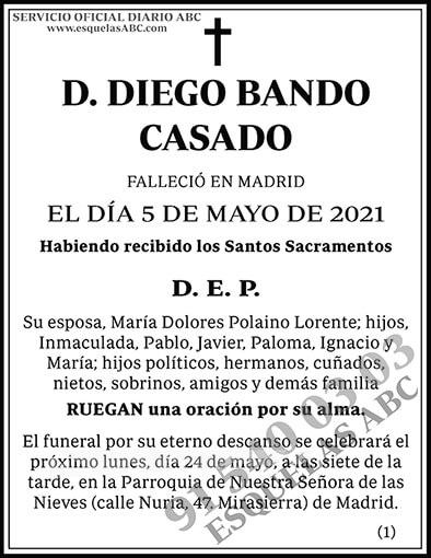 Diego Bando Casado
