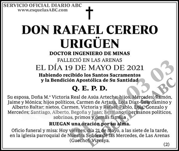 Rafael Ceredo Urigüen