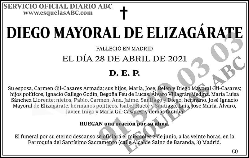 Diego Mayoral de Elizagárate