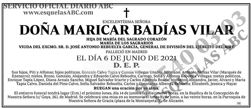 Maricar Badías Vilar