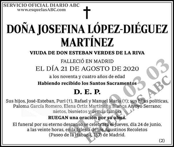 Josefina López-Diéguez Martínez