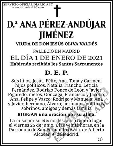 Ana Pérez-Andújar Jiménez