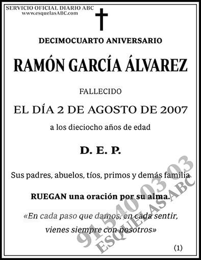 Ramón García Álvarez