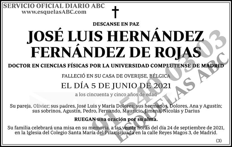 José Luis Hernández Fernández de Rojas