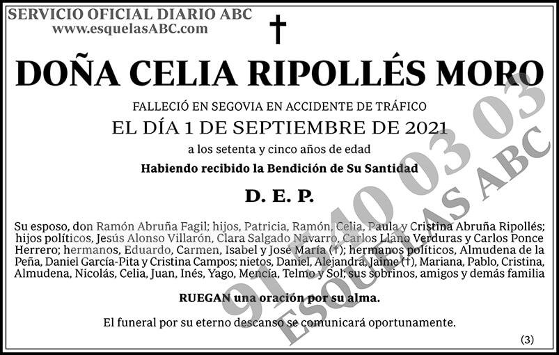 Celia Ripollés Moro