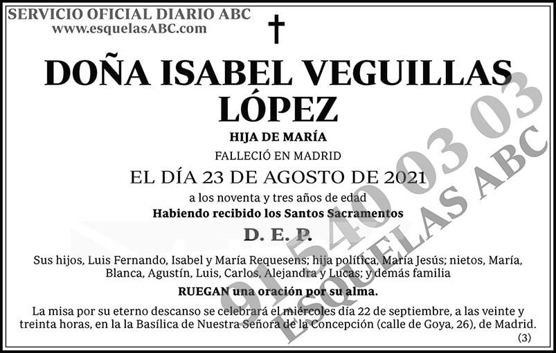 Isabel Veguillas López