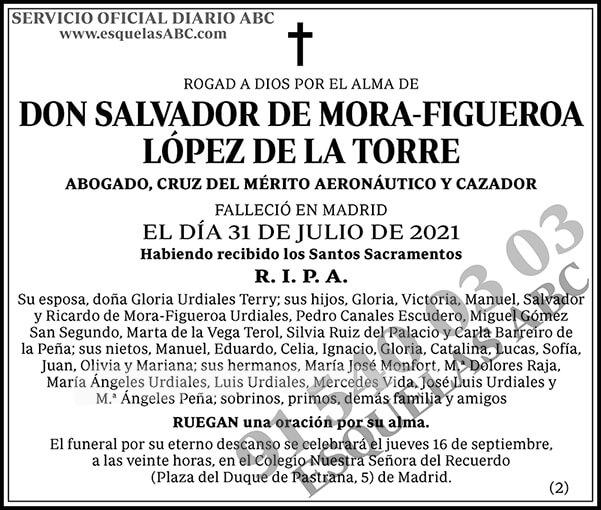 Salvador de Mora-Figueroa López de la Torre