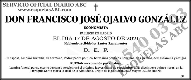 Francisco José Ojalvo González