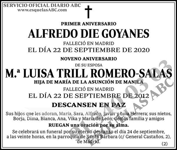 Alfredo Die Goyanes