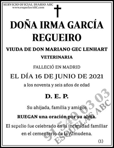 Irma García Regueiro