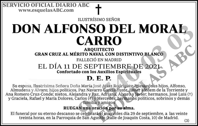 Alfonso del Moral Carro