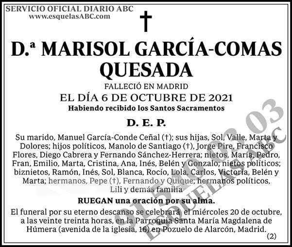 Marisol García-Comas Quesada